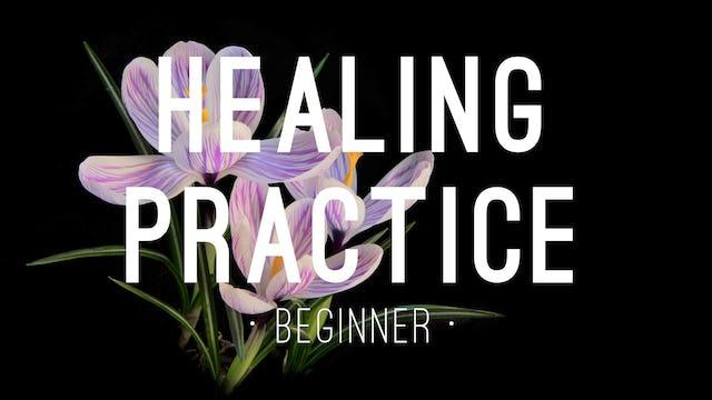 Healing Practice - Beginner (45 min.)