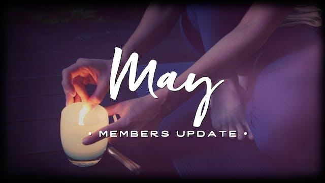 Members Update - May 2016