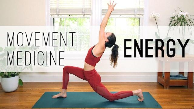 Movement Medicine - Energy (16 min.)