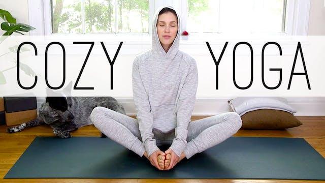 Cozy Yoga (38 min.)