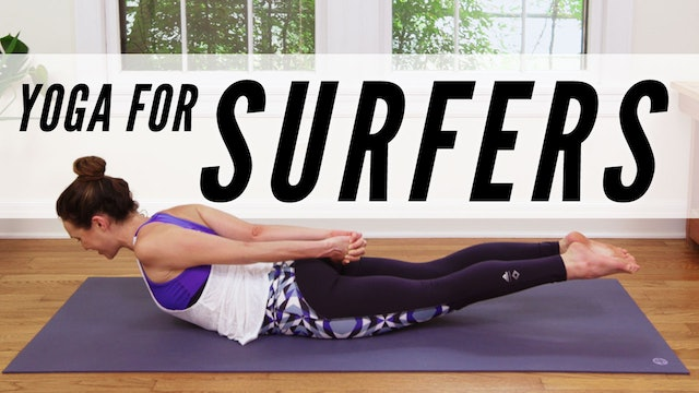 Yoga For Surfers (32 min.)