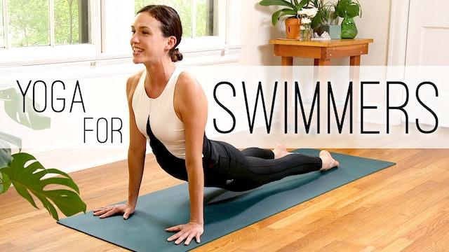 Yoga For Swimmers (18 min.)