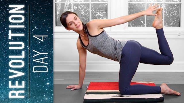 Revolution - Day 4 - Prana Practice (33 min.)