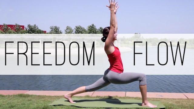 Freedom Flow (18 min.)