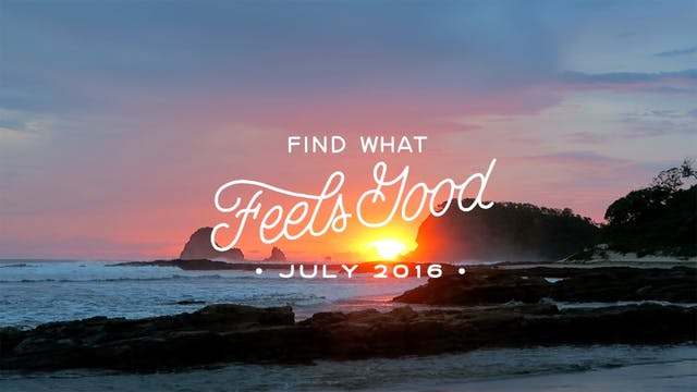 FWFG Vlog - July 2016