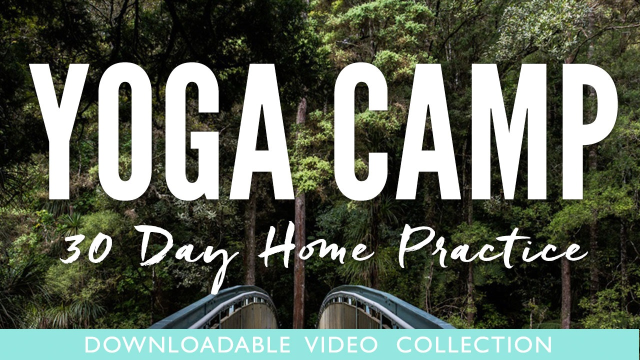 Yoga Camp - Downloadable Collection