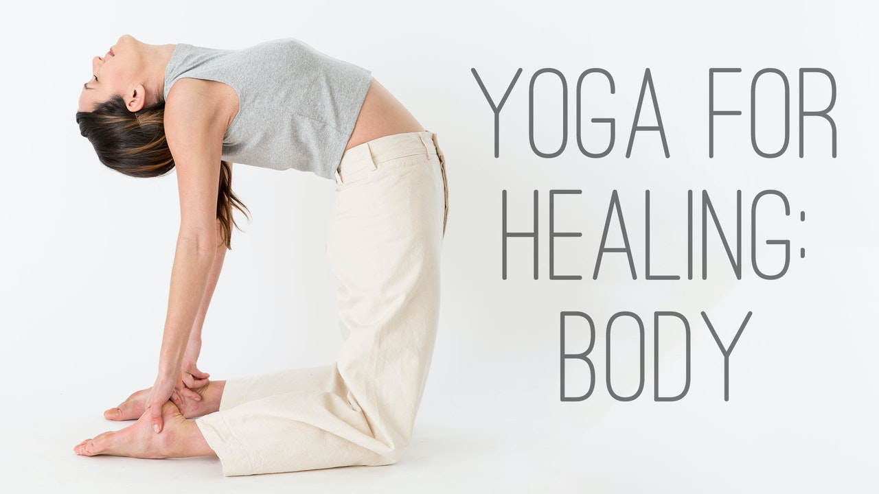 Yoga for Healing: BODY Blurred