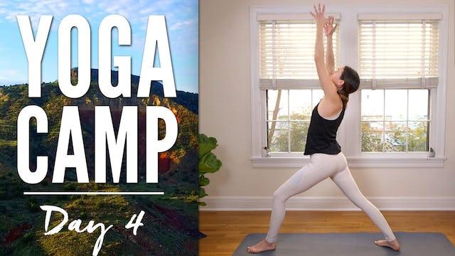 Yoga Camp - Day 4
