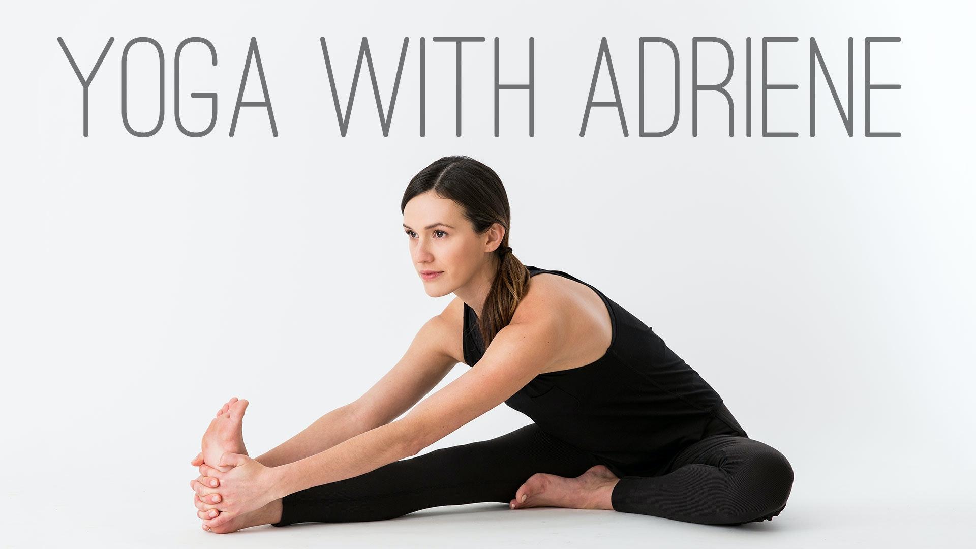 yoga w adriene