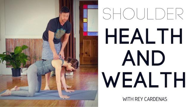 Shoulder Health and Wealth (28 min.)