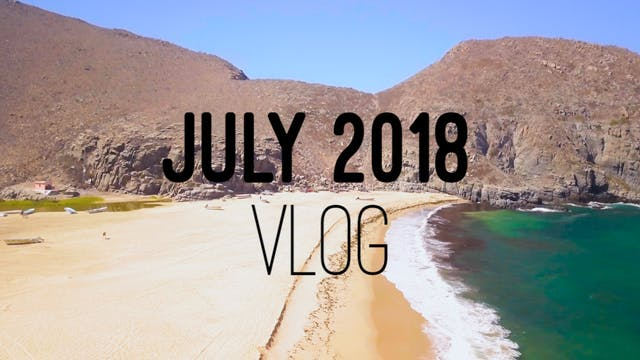 Members Vlog - July 2018