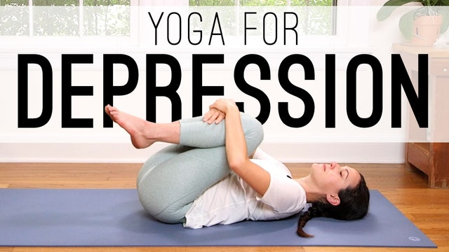 Yoga for Depression (15 min.)