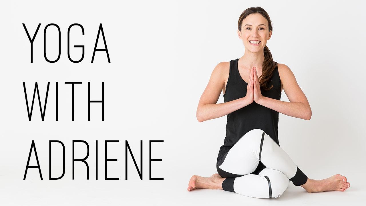 Billedresultat for yoga with adriene