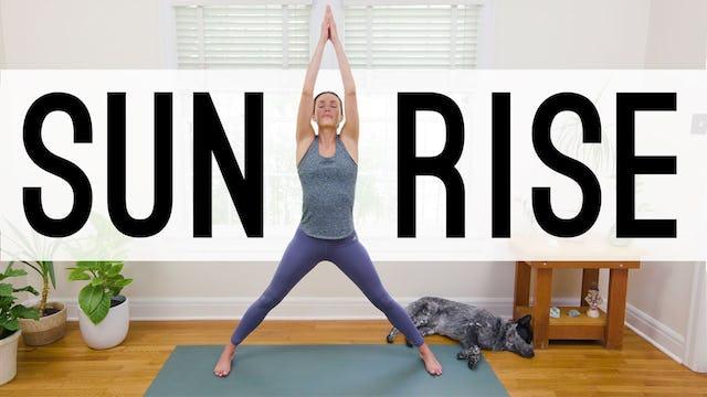 Sunrise Yoga (15 min.)