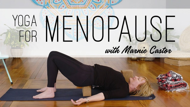 Yoga For Menopause (57 min.)