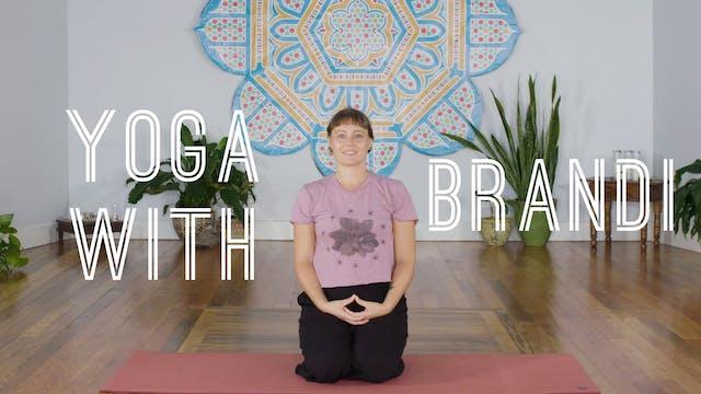 Yoga with Brandi