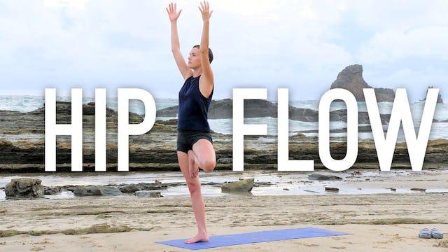 Hip Flow (20 Min.)