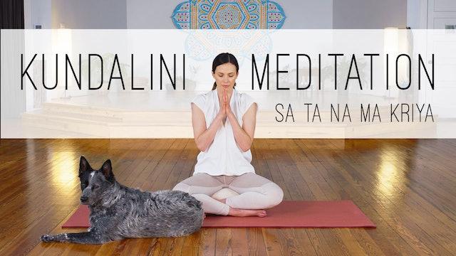 Kundalini Meditation - Sa Ta Na Ma Kriya