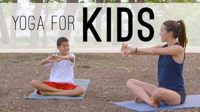 Yoga For Kids (32 min.)