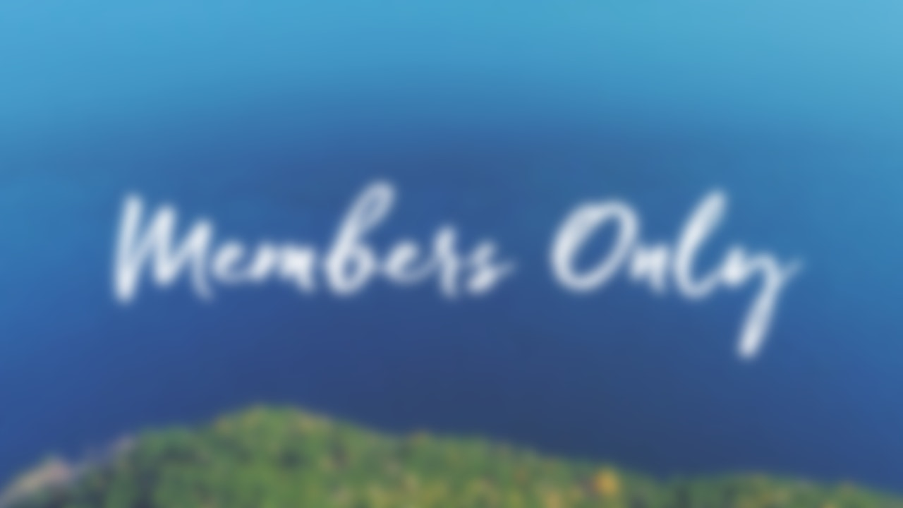 Members Only Blurred