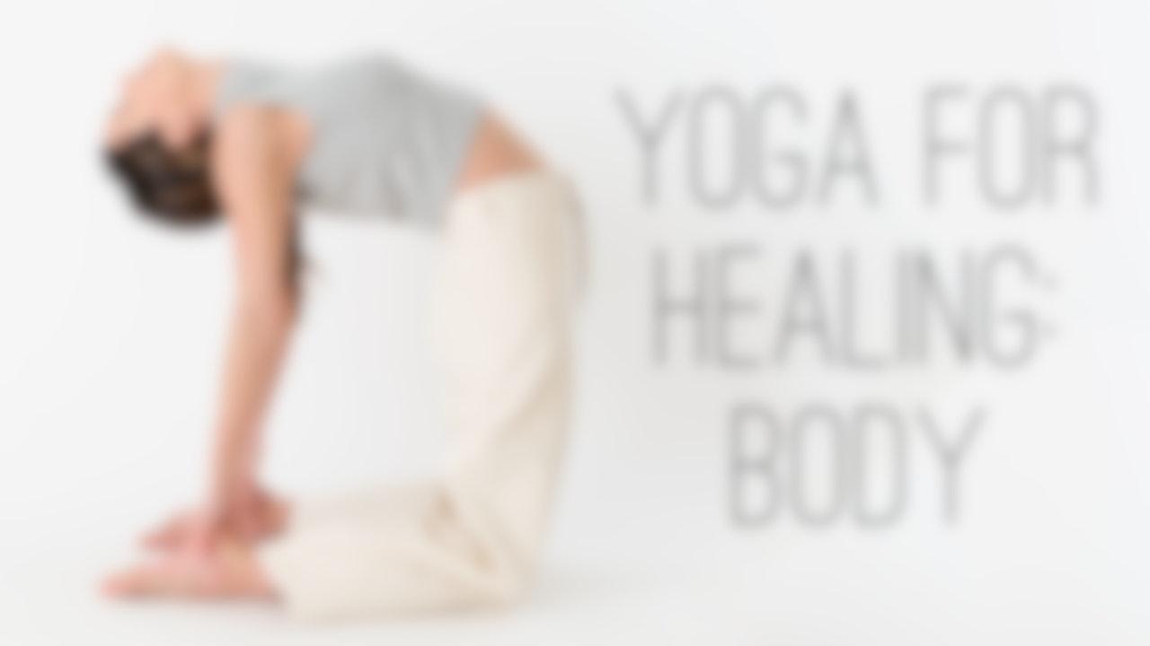 Yoga for Healing: BODY Blurred