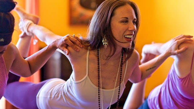 Yoga with Chaz: ON DEMAND! (Unlimited Classes)