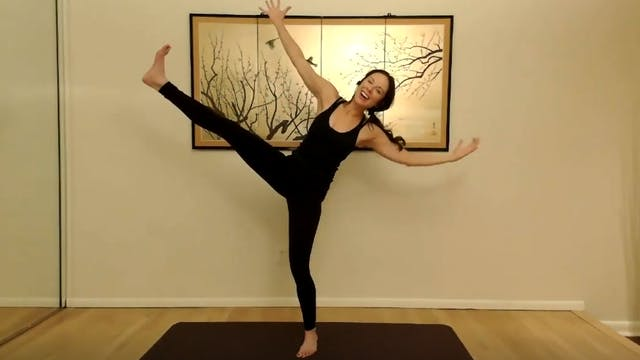FUN FLOW! (Yoga Workout) (Aug-Oct, 2020)