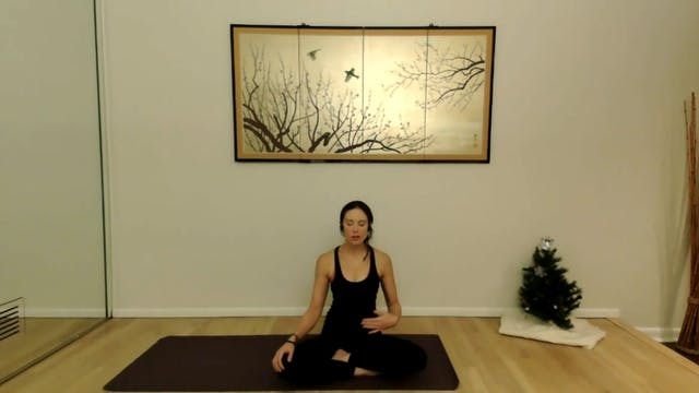 Yoga for Intention-Setting (Sankalpa)