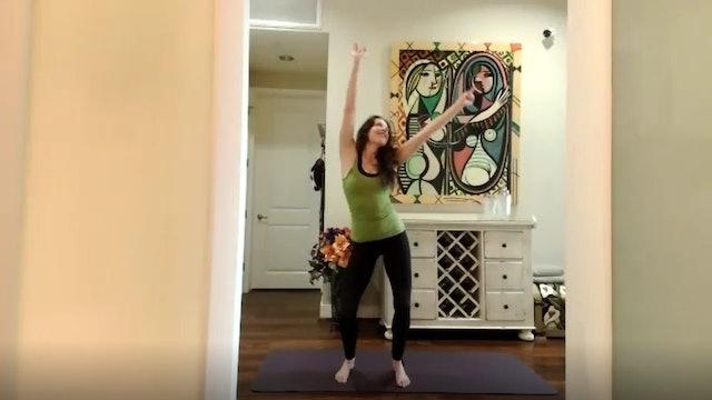 FUN FLOW! (Yoga Workout) (Nov-Dec, 2020)
