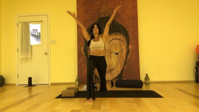 Workshop 6 pt. 2, Savasana, Crescent,...