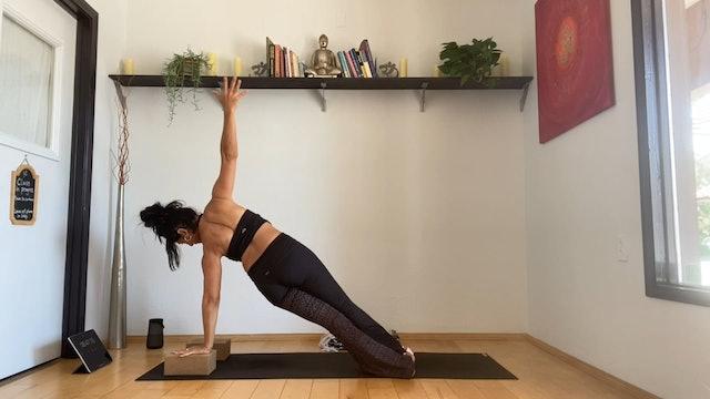 Yoga Workout & Yin w/Music Level 3