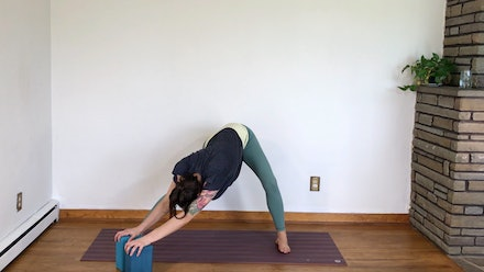 Yoga with Kristen Video