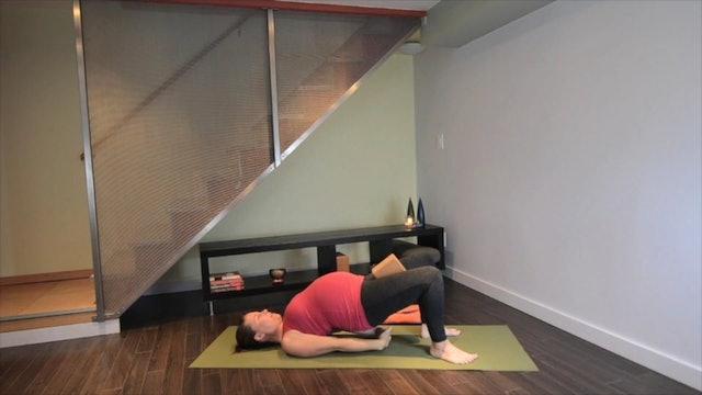 Prenatal Yoga Full Practice 33 min