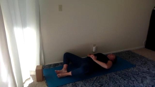Postnatal Yoga for the Core: Part 1