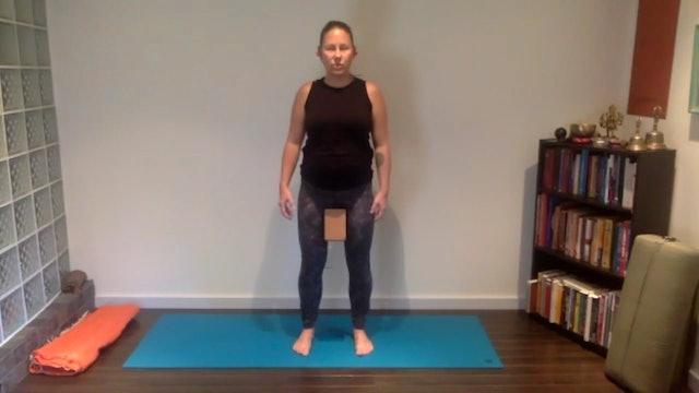Postnatal Yoga for the Core: Part 3