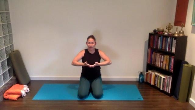Postnatal Yoga for the Core: Part 2