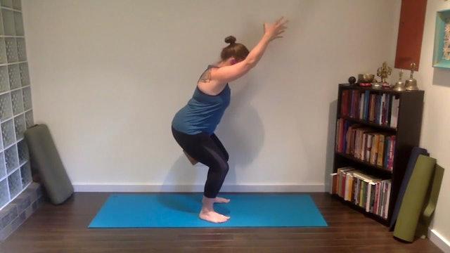 Postnatal Yoga for the Core: Part 4