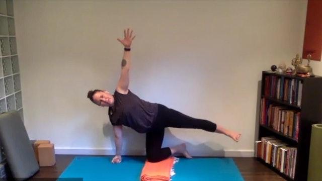 Postnatal Yoga Full Practice 50 min