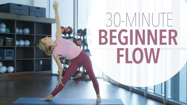 Beginner Flow Class