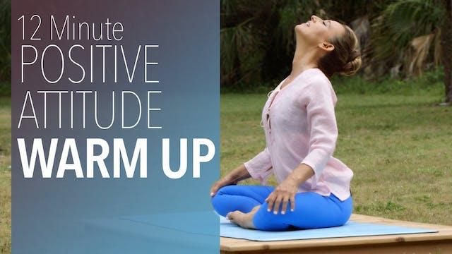 Positive Attitude Warm Up