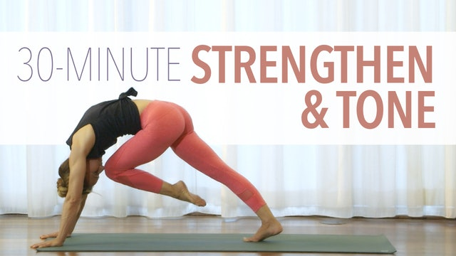 Strenghten and Tone