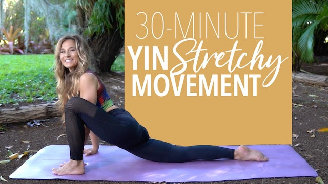 30 Minute Yin Movement