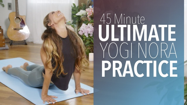 Ultimate Yogi Nora Practice