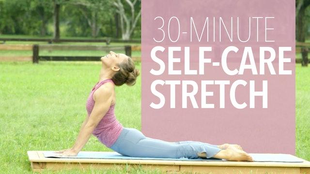 Self Care Deep Stretch
