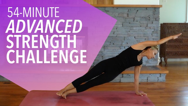 Advanced Strength Challenge