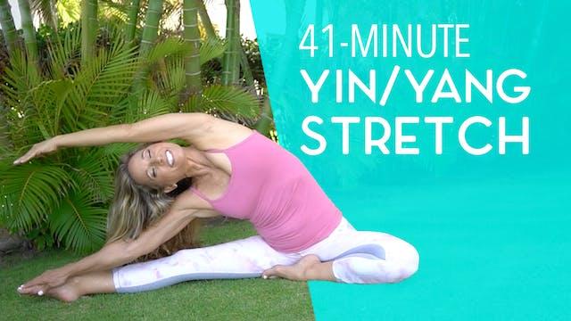 Yin/Yang Stretch