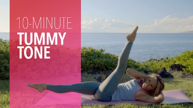 10 Minute Tummy Tone