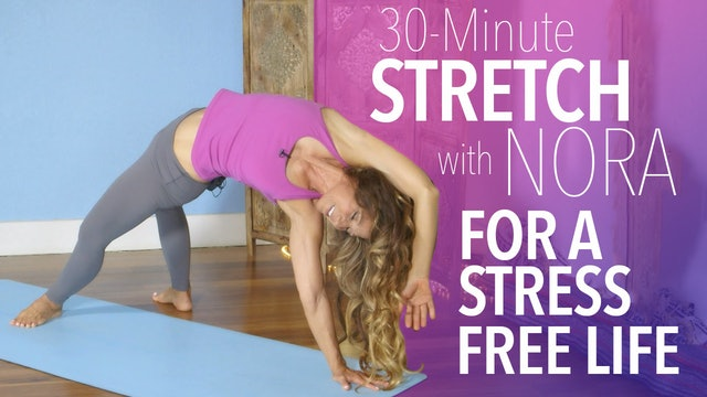 Stretch for a Stress Free Life