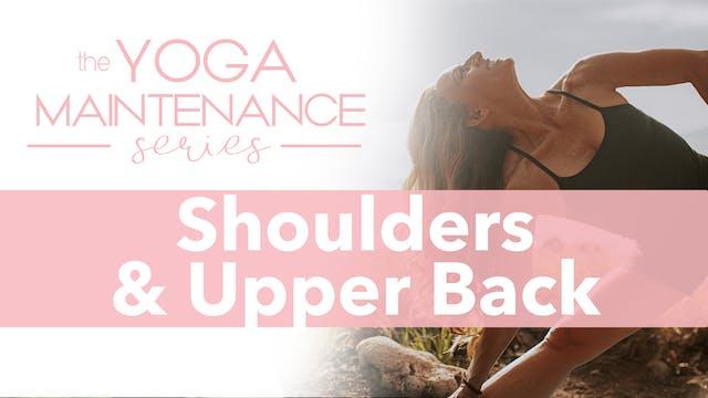 Shoulders & Upper Back