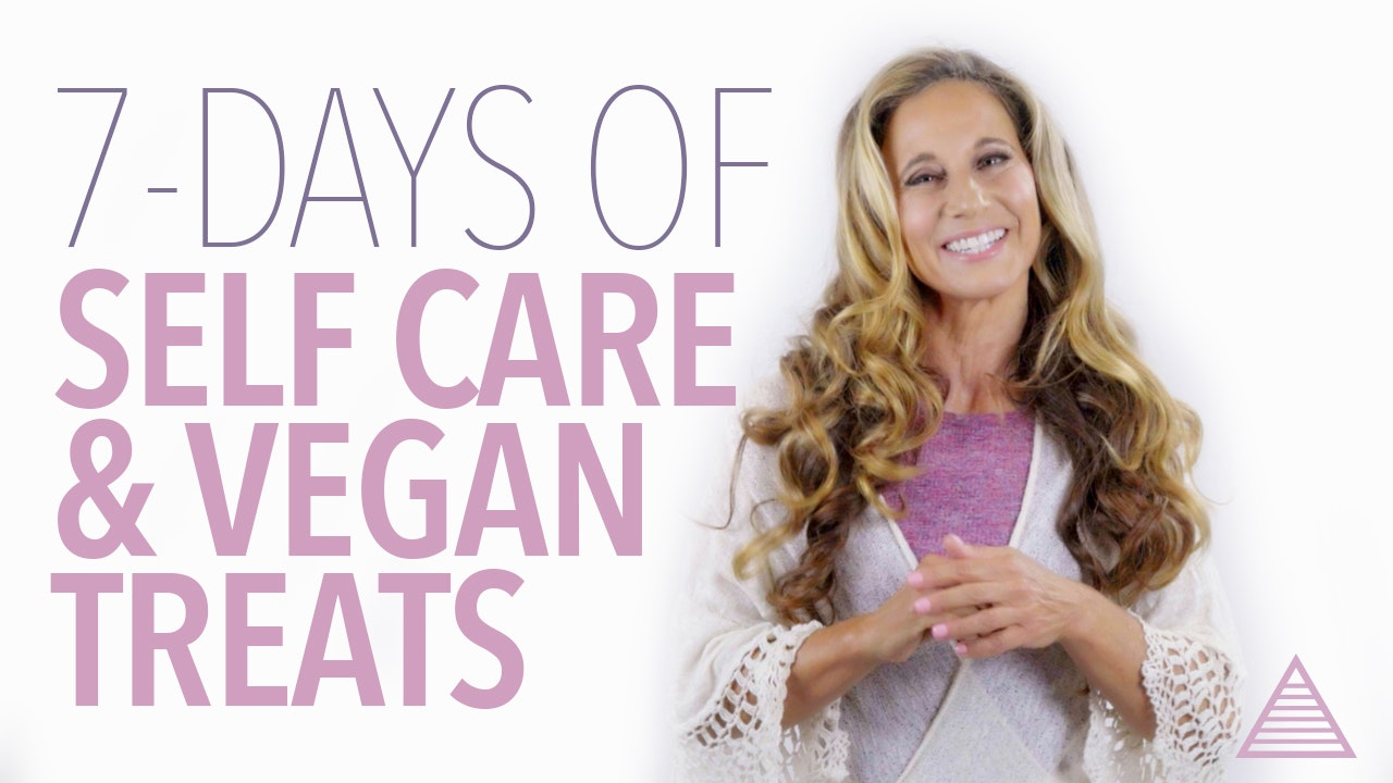 7 -Day: Self Love Yoga and Vegan Treats
